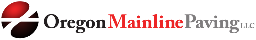Oregon Mainline Paving Logo